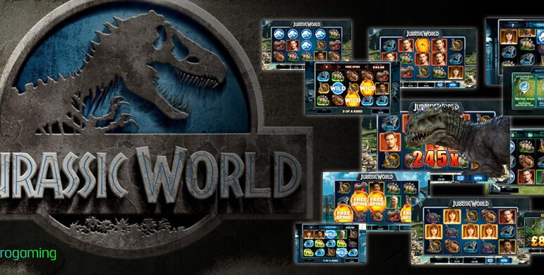 Jurassic-World-Video-Slot-Review