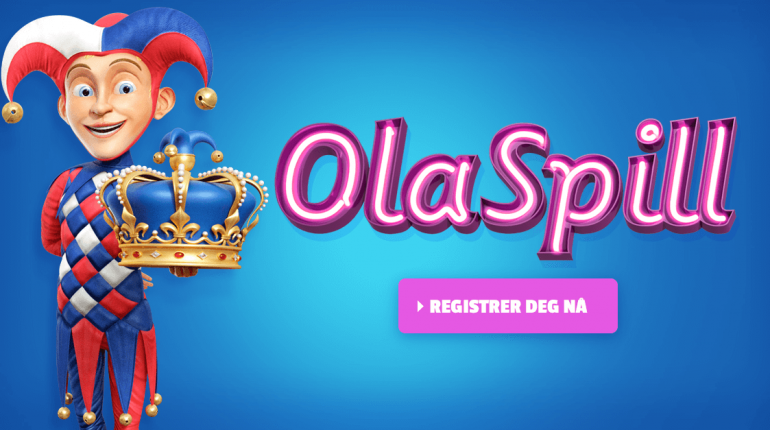 Olaspill Norwegian Casino